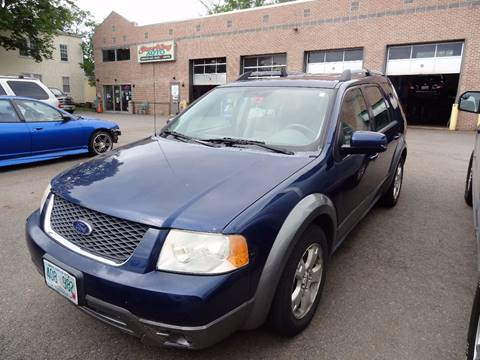 2005 Ford Freestyle for sale at Matrix Autoworks in Nashua NH