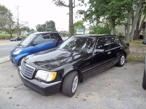 1997 Mercedes-Benz S-Class for sale in Nashua, NH