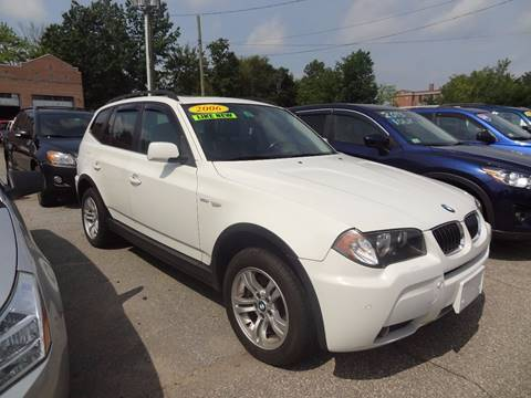 2006 BMW X3 for sale in Nashua, NH