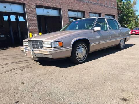 1992 Cadillac Fleetwood for sale in Nashua, NH