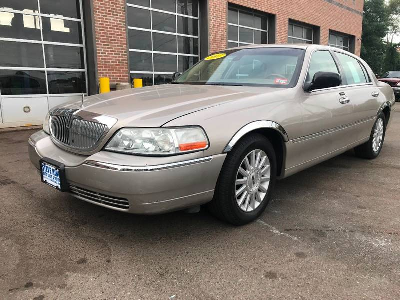 2003 Lincoln Town Car Signature 4dr Sedan In Nashua Nh Steve King
