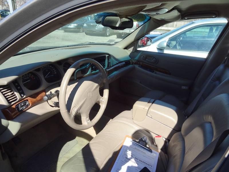 2001 Buick LeSabre Limited 4dr Sedan - Nashua NH
