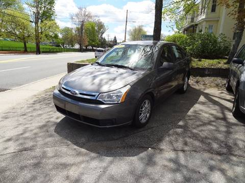 2010 Ford Focus for sale in Nashua, NH