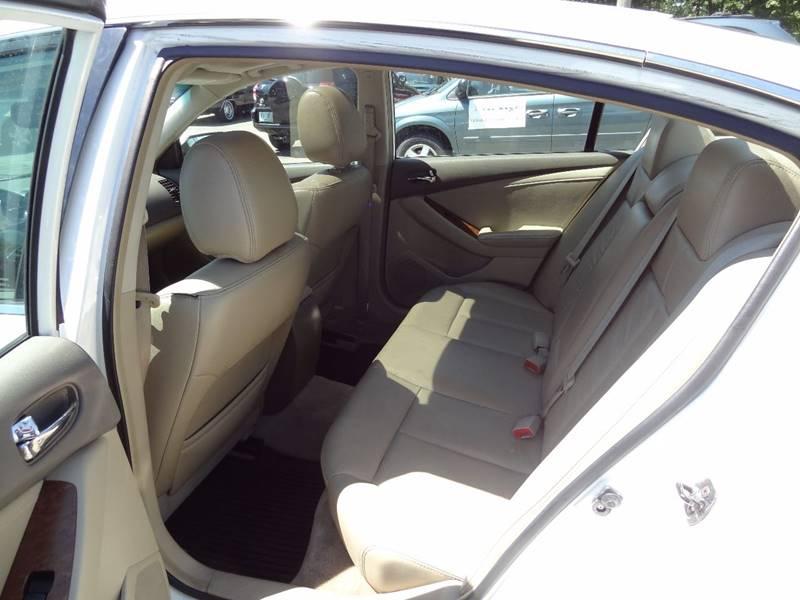 2009 Nissan Altima 2.5 4dr Sedan - Nashua NH