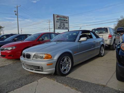2001 BMW 3 Series for sale in Nashua, NH
