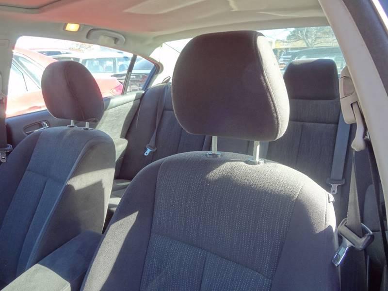 2012 Nissan Altima 2.5 S 4dr Sedan - Nashua NH