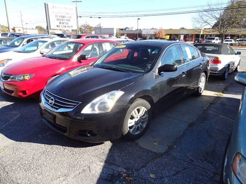 2012 Nissan Altima for sale in Nashua, NH