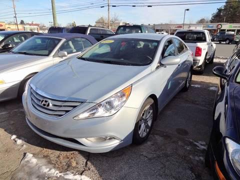 2013 Hyundai Sonata for sale in Nashua, NH