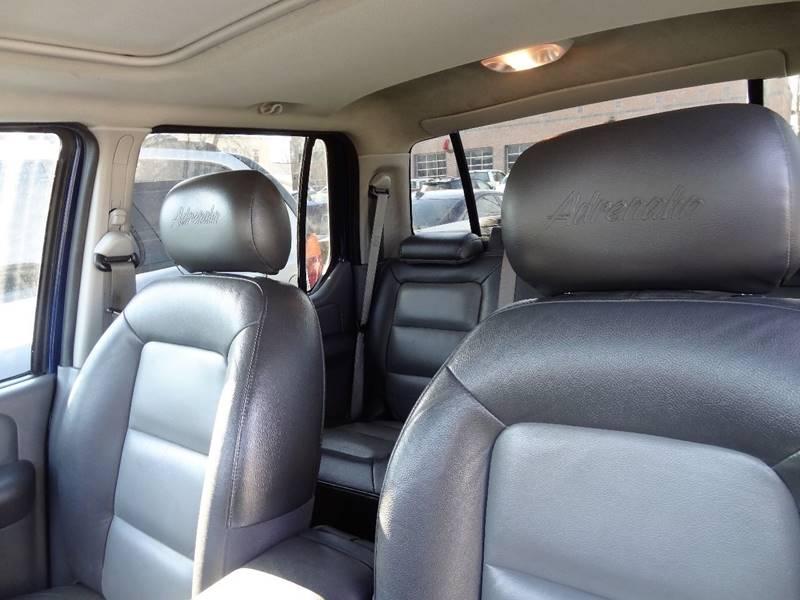 2005 Ford Explorer Sport Trac 4dr Adrenalin 4WD Crew Cab SB - Nashua NH