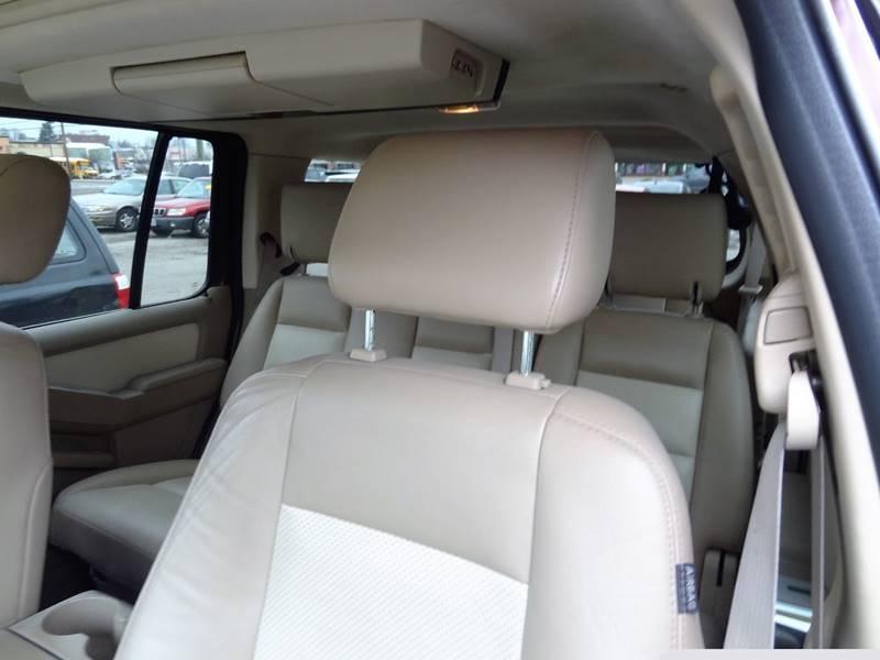 2008 Mercury Mountaineer AWD Premier 4dr SUV V6 - Nashua NH