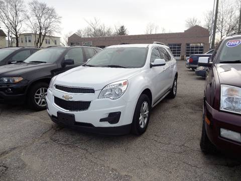 2012 Chevrolet Equinox for sale in Nashua, NH