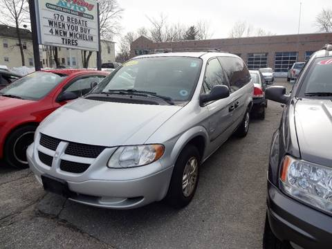 2004 Dodge Grand Caravan for sale in Nashua, NH