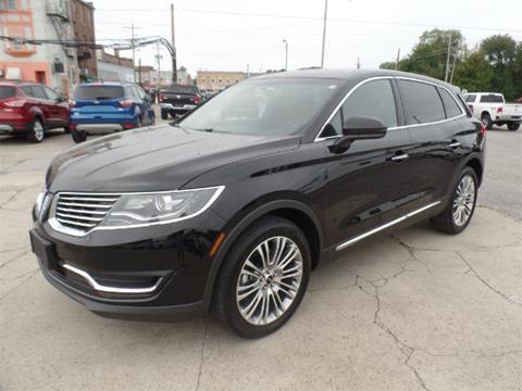 2017 Lincoln MKX for sale in Robinson, IL