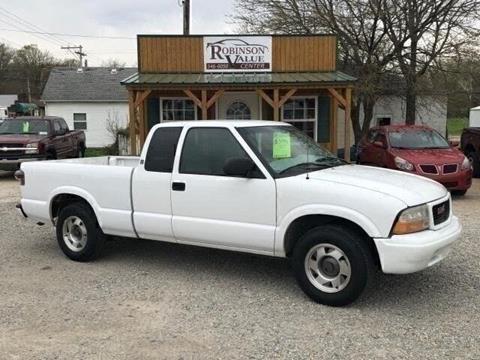 2000 GMC Sonoma for sale in Robinson, IL