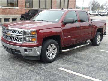 2014 Chevrolet Silverado 1500 for sale in Robinson, IL