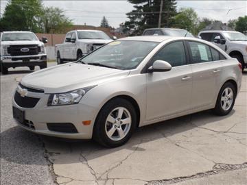 2014 Chevrolet Cruze for sale in Robinson, IL