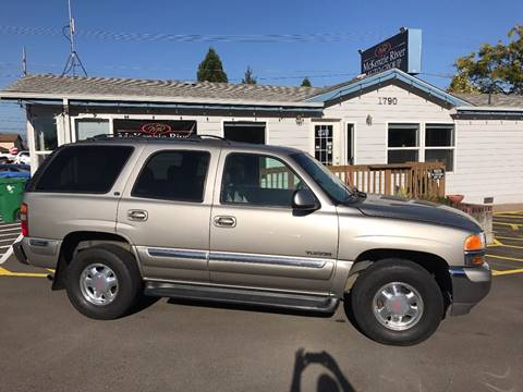 2000 GMC Yukon for sale in Eugene, OR