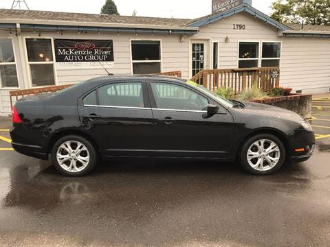 2012 Ford Fusion for sale in Eugene, OR