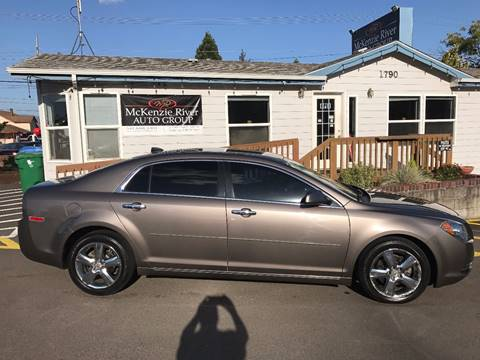 2012 Chevrolet Malibu for sale in Eugene, OR