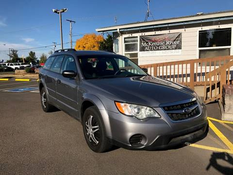 2008 Subaru Outback for sale in Eugene, OR