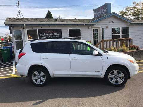 2007 Toyota RAV4 for sale in Eugene, OR