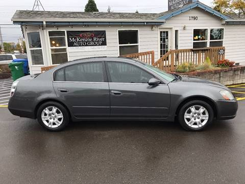 2006 Nissan Altima for sale in Eugene, OR