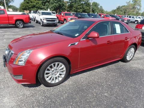 2012 Cadillac CTS for sale in Robinson, IL