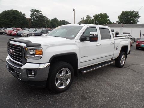 2016 GMC Sierra 2500HD for sale in Robinson IL