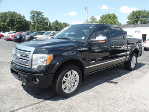 2011 Ford F-150 for sale in Robinson IL