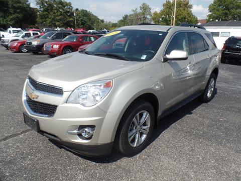 2014 Chevrolet Equinox for sale in Robinson, IL