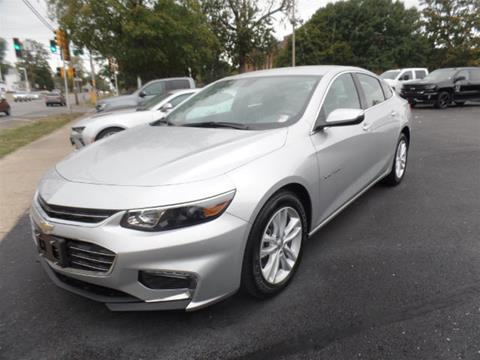 2018 Chevrolet Malibu for sale in Robinson IL