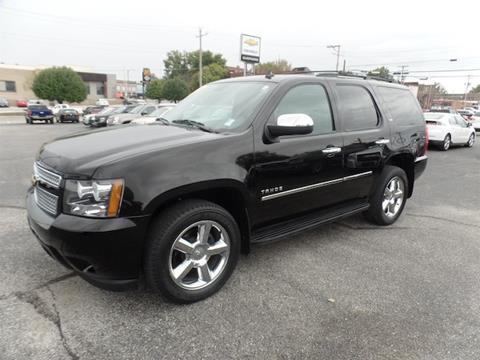 2012 Chevrolet Tahoe for sale in Robinson IL