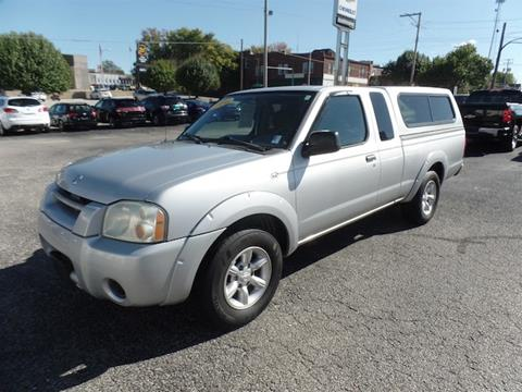 2004 Nissan Frontier for sale in Robinson IL