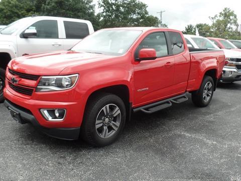 2017 Chevrolet Colorado for sale in Robinson, IL