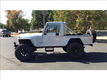 1982 Jeep Scrambler for sale in Robinson, IL