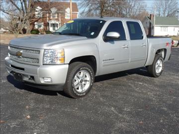 2010 Chevrolet Silverado 1500 for sale in Robinson, IL
