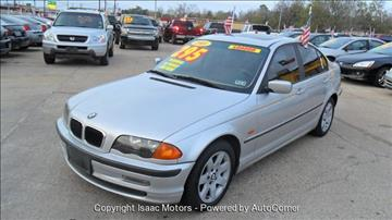 2001 BMW 3 Series for sale in Pasadena, TX