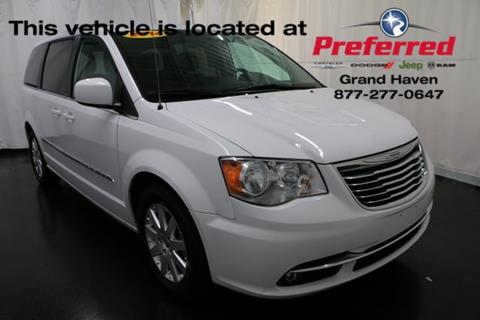 2014 Chrysler Town and Country for sale in Grand Haven, MI