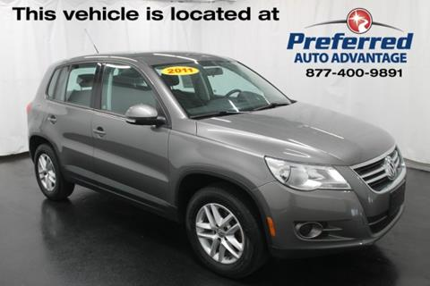 2011 Volkswagen Tiguan for sale in Grand Haven, MI