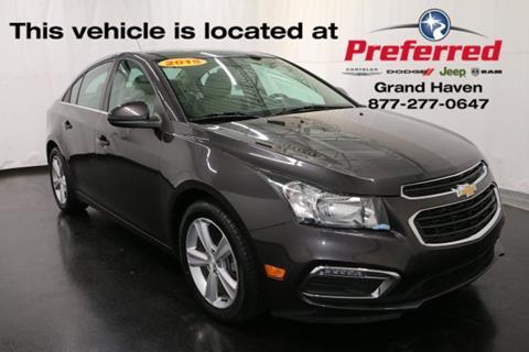2015 Chevrolet Cruze for sale in Grand Haven, MI