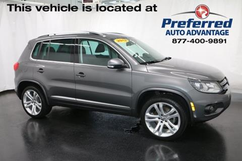 2012 Volkswagen Tiguan for sale in Grand Haven, MI