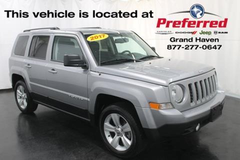 2017 Jeep Patriot for sale in Grand Haven, MI