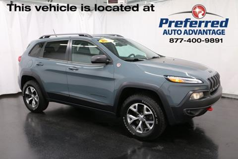 2014 Jeep Cherokee for sale in Grand Haven, MI