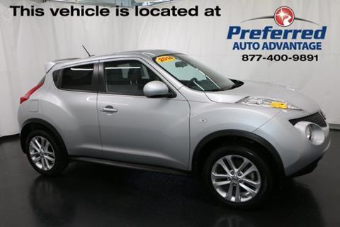 2014 Nissan JUKE for sale in Grand Haven, MI