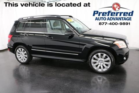 2012 Mercedes-Benz GLK for sale in Grand Haven, MI
