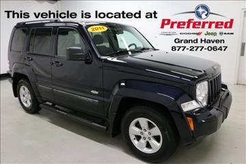 2011 Jeep Liberty for sale in Grand Haven, MI