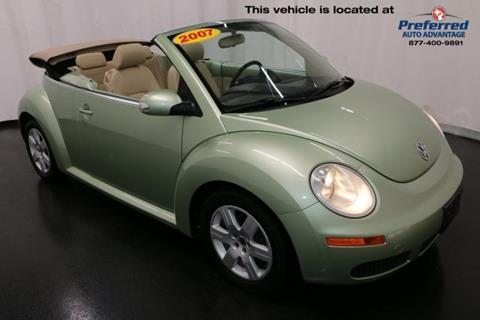 2007 Volkswagen New Beetle for sale in Grand Haven MI