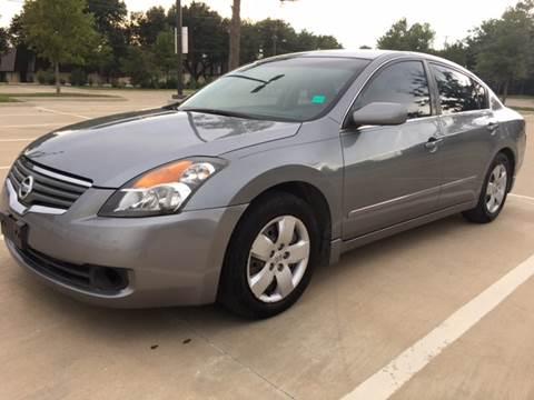 2008 Nissan Altima for sale in Dallas, TX