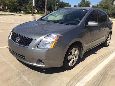 2009 Nissan Sentra for sale at Safe Trip Auto Sales in Dallas TX