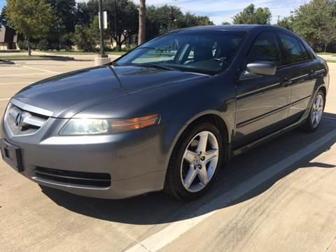 2006 Acura TL for sale at Safe Trip Auto Sales in Dallas TX